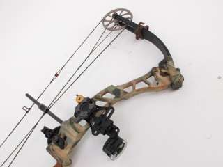 Gander Mountain TEC Hunter Extreme II Compound Bow With Bag RH