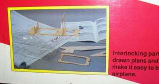 GREAT PLANES P 51D wood model airplane kit 57 inch radio control