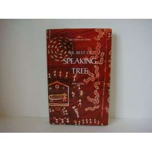 The Best of Speaking Tree   Book ONE Indu Jain  Books