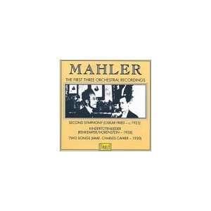 Gustav Mahler, Jascha Horenstein, Oskar Fried, Selmar Meyrowitz Music