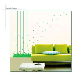EVERGREEN  I ♠ HOME DECOR TREE WALL DECAL STICKER VINYL