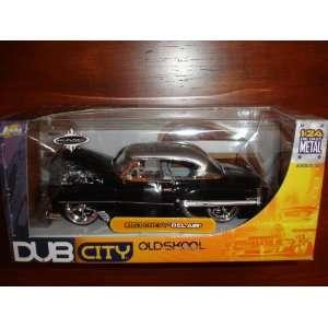 DUB CITY OLDSKOOL 1953 Chevy Bel Air 1/24 Scale Wheels by