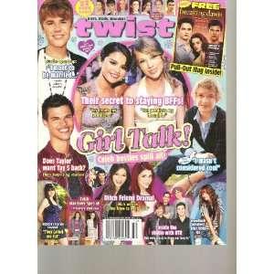 Twist Magazine (Girl Talk Celeb Besties Spill All