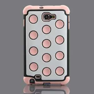 / Polka Dot Pattern Silicon Case / Cover / Skin / Shell For Samsung