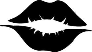Lips Valentines Day Wall Stickers Vinyl Decal Decor Art