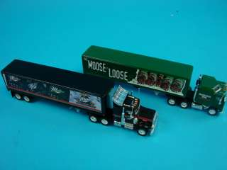 LOT 15 Die Cast Metal Cars Trucks Semi Tractor Trailer Beer Matchbox
