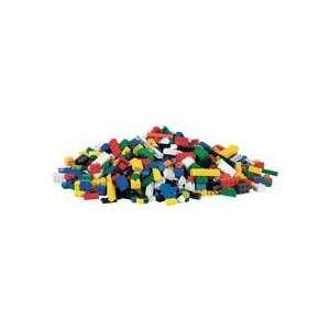 LEGO Basic Bulk Bricks   884 Pieces Toys & Games