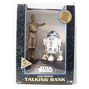 Star Wars Electronic Talking Bank Everything Else