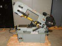 ENCO 7 x 12 Horizontal Band Saw 4 Speed Belt Drive 1 Hp 115 Volts