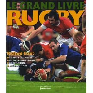 Le grand livre rugby (French Edition) (9782732443638