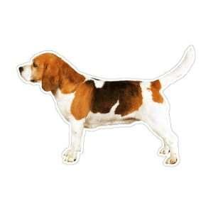 BEAGLE   Dog Decal   sticker dogs car got window decals
