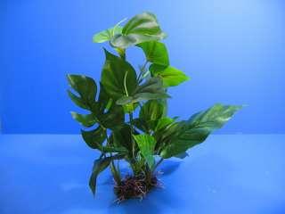 3D Aquarium PLASTIC PLANTS 15.7L Ornament fish Decor