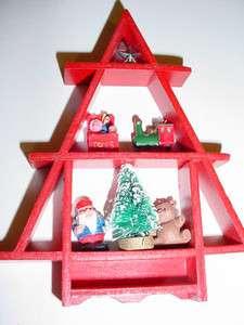 Barbie RYAN Tommy KELLY dollhouse miniature accessory CHRISTMAS TREE