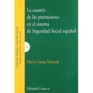 de Seguridad Social Espa~nol (Coleccion Trabajo y Seguridad Social