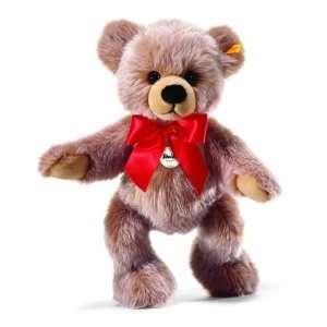 Steiff Bobby dangling Teddy bear   brown tipped Toys
