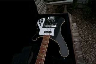 Vintage 1982 Rickenbacker 4001 Bass player