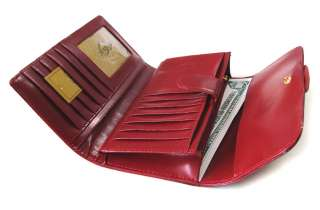 L8094*Luxury Womens Wallet*ID.Coin Credit Card Wallet*