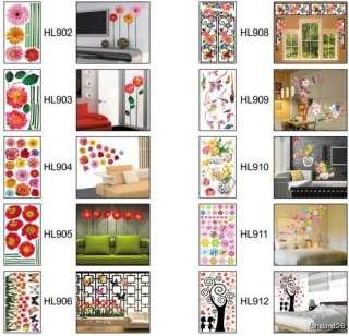 2PCS Winnie the Pooh Decor Peel & Stick Wall Stickers