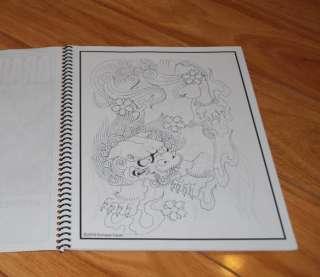JAPANESE ORIENTAL TATTOO DESIGN NEW SCHOOL FLASH BOOK