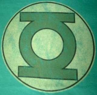 RETRO GREEN LANTERN DISTRESSED t shirt tee S M L XL 2XL XXL