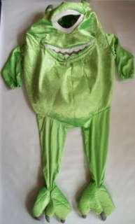 Monsters Inc MIKE Wazowski Halloween Costume  2 4 T Child