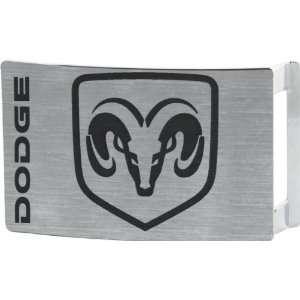 Dodge Ram Car Logo Auto Brushed Rock Star Belt Buckle