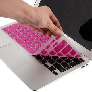 Silicone Keyboard Cover Skin For Apple Macbook 11.6