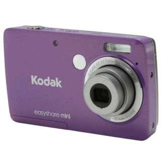 Kodak EasyShare Mini M200 Digital Camera Purple 1944685 041771944681