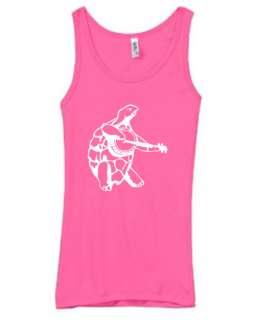 Shirt/Tank   Terrapin Turtle   guitar jam banjo music