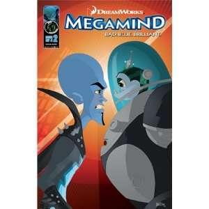 Megamind #2 Troy Dye, Carlos Valenti Books