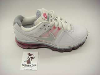 NIKE WOMEN AIR MAX 2010 NEW SUPREME RUNNING SNEAKER WHITE SPARK 429846