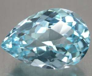 70 CT BIG NATURAL FLAWLESS TOP SKY BLUE TOPAZ!