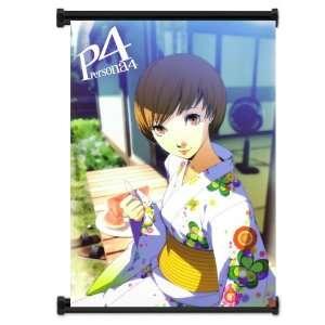 Shin Megami Tensei Persona 4 Game Fabric Wall Scroll Poster (16x21