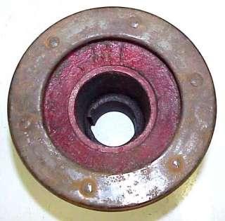 Rockwood Paper Flat Belt Pulley Hit & Miss Engine Tractor Equipment