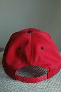 Caterpillar The Rental Store Black and Red Ball Cap / Hat
