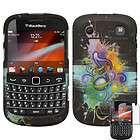 blackberry bold 9900 9930 hard case cover music symbol screen