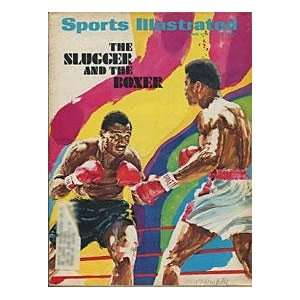 Sports Illustrated  Mar 1 1971   Boxing Magazines