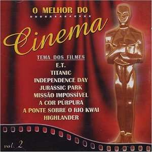 O Melhor Do Cinema Various Artists Music