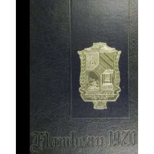 1970 Yearbook Staff of Marquette University High School Books