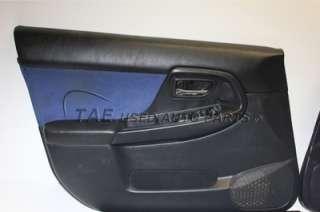 2004 SUBARU IMPREZA WRX STI OEM FRONT & REAR DOOR PANELS EJ257 GD7