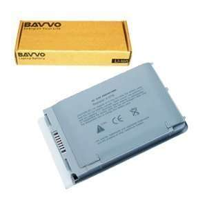 Bavvo Laptop Battery 6 cell for Apple Powerbook G4 12 inch