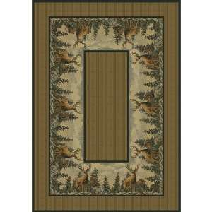 Hautman Brothers Rugs Hautman Standing Proud Novelty Rug