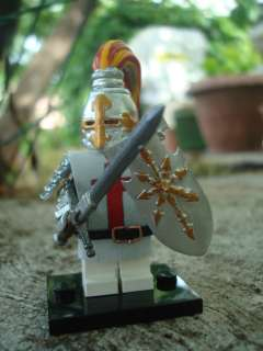 CUSTOM LEGO MINIFIG CASTLE CRUSADER EXCLUSIVE SWORD