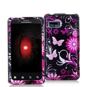 Electromaster(TM) Brand   Pink Butterfly Design Crystal