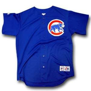 Chicago Cubs MLB Replica Team Jersey by Majestic Athletic