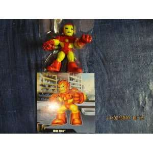 SuperHero Squad IRON MAN Action Figure 2011 version