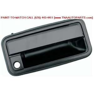 88 94 CHEVY C10 OUTSIDE DOOR HANDLE FRONT LEFT (DRIVER SIDE) BLACK