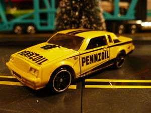 Buick Regal G body Ttype / Grand Natl , Blak & Yellow