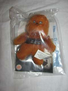 NEW BURGER KING STAR WARS EPISODE III TOY CHEWBACCA