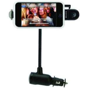 Belkin F8Z442 Tunebase Direct Car Handsfree iPod iPhone